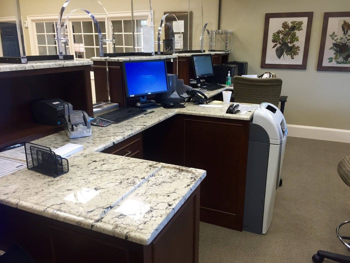 Granite Office Space