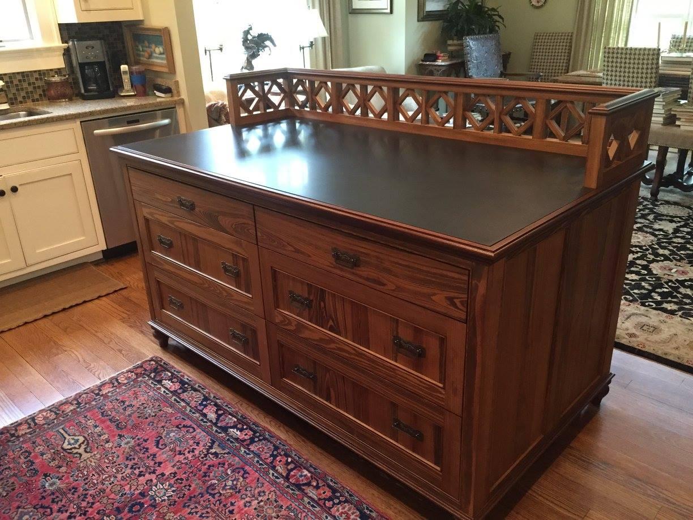 Granite Cabinet